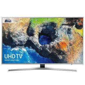 "Samsung MU6400 40"" Smart Ultra HD 4K TV - £348.87 @ ebuyer.com"