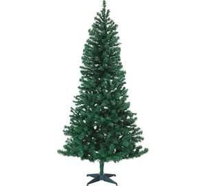 Imperial 6ft Christmas Tree £10.50 / Collection 6ft Glitter Tip Christmas Tree £19.60 with code @ Argos