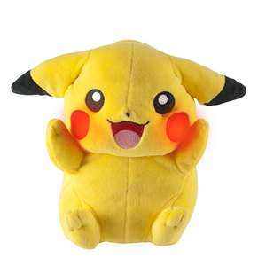 Pikachu Feature Plush Toy with Lights and Sounds £14.51 (Prime) £18.50 (Non Prime) @ Amazon
