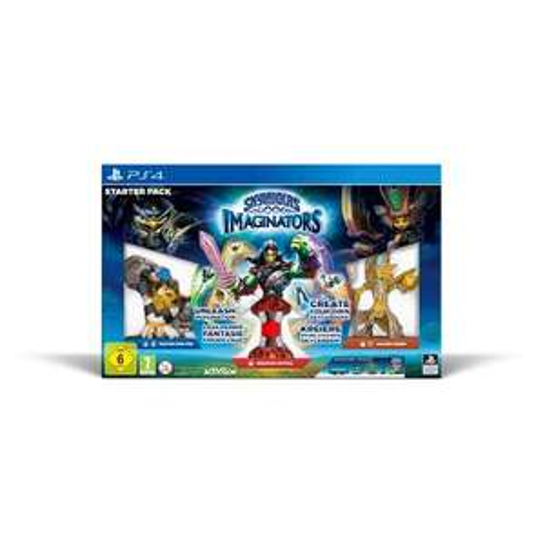Skylanders imaginators Wii U & PS4 - £10 @ Smyths Toys
