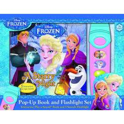 Disney Frozen Little Flashlight Box (contains interactive pop up book & flashlight with sounds) £5 C+C @ Tesco Direct (more in OP)