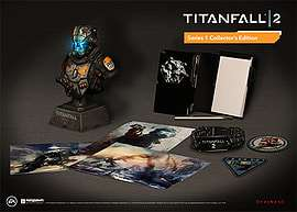 Titanfall 2 Illuminated pilot bust Marauder coprs collectors edition PC - £49.99 @ GAME