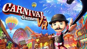 Carnival Games on sale £3.99 @ Oculus