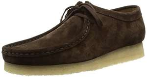 Clarks originals wallabees, Brown (Dark Brown Suede) £50 or £45 with student Prime @ AmazonUK