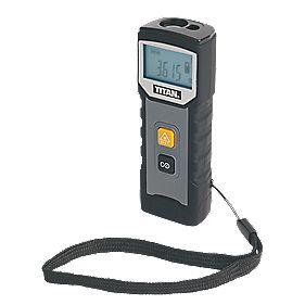 Professional laser distance meter with digital pointfinder - £13.99 @ Screwfix