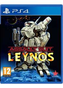 Assault Suit Leynos (PS4) £9.59 @ base