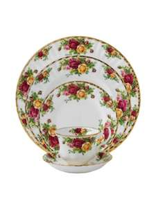 25% off Royal Albert Old Country Roses dinnerware at House of Fraser