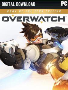 Overwatch GOTY edition - £20.99 @ CDkeys