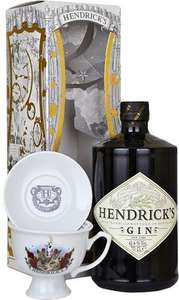 Hendricks Gin Dreamscapes Tea Cup Gift Set 70 cl @ Sainsburys - £28