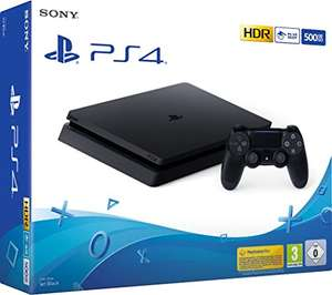 PS4 Console 500GB £188.90 delivered from Amazon Germany