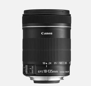 Canon EF-S 18-135mm f/3.5-5.6 IS Lens £269 with free del & 2 years guarantee @ Canon