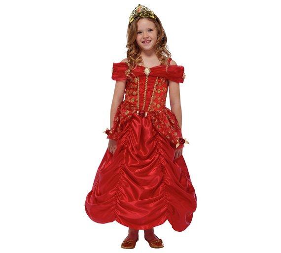 ORIGINAL PRICE £15.00 - Disney Princess Belle Fancy Dress Costume - 3-4 Years - £10 @ Argos