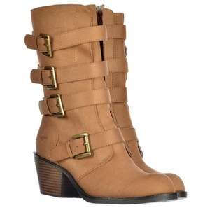 Rocket dog Rollin Womens boots over 50% off - £24.99 @ Shoe Factory Outlet