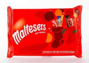 Maltesers Small Selection Pack-2 for £1 at Heron Foods