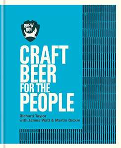 BrewDog: Craft Beer for the people - £6.50 Prime / £9.49 non Prime (free delivery with £10 of books) @ Amazon