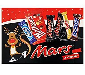 Mars Medium Selection Box-99p at Heron Foods
