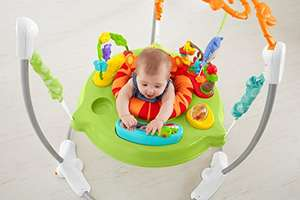 Fisher-Price Roaring Rainforest Jumperoo. Amazon lightning deal - £49.99