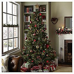 7ft Luxury Regency Fir Christmas Tree £35 @ Tesco