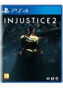 Injustice 2 (PS4) £17.85 Delivered @ Base