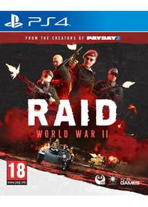 RAID World War II (PS4) £9.99 Delivered @ Base