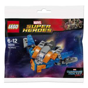 Various LEGO Polybags £1.96 Each @ Toys R Us