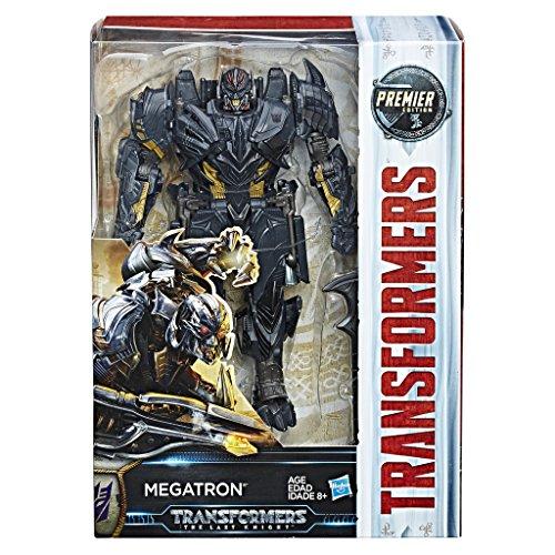 Transformers The Last Knight Premier Edition Voyager Class Megatron Figure £13.20 prime / £17.19 non prime @ Amazon