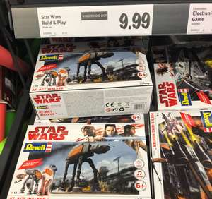 Revell Star Wars models in £9.99 Lidl