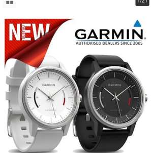 Garmin Vivomove (black or white) £89.95 sustuu / Ebay