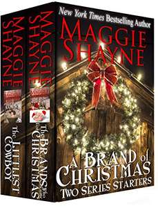 A Brand of Christmas by Maggie Shayne Free@Amazon Kindle, Nook Books or iBooks