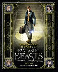 Making of Fantastic Beasts....(Harry Potter etc) Hardcover £3 @ Amazon (Prime)