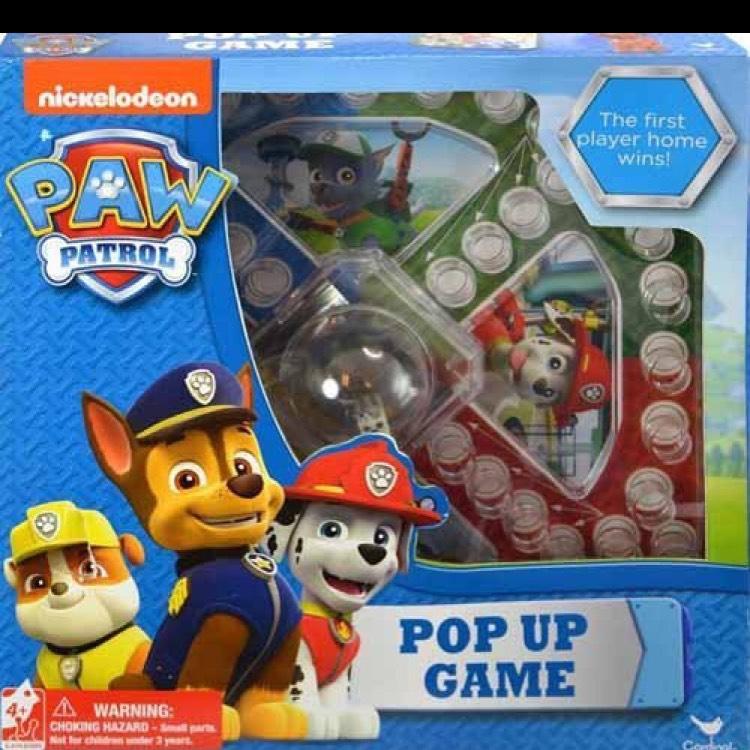 Paw patrol pop up game (frustration) £1 @ Poundworld