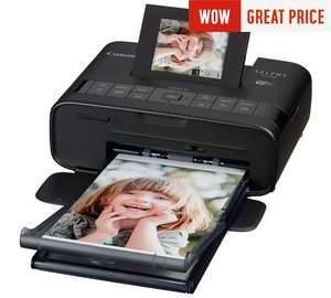 Canon SELPHY CP1200 Photo Printer £89.99 (but received the CP1300??) @ Argos