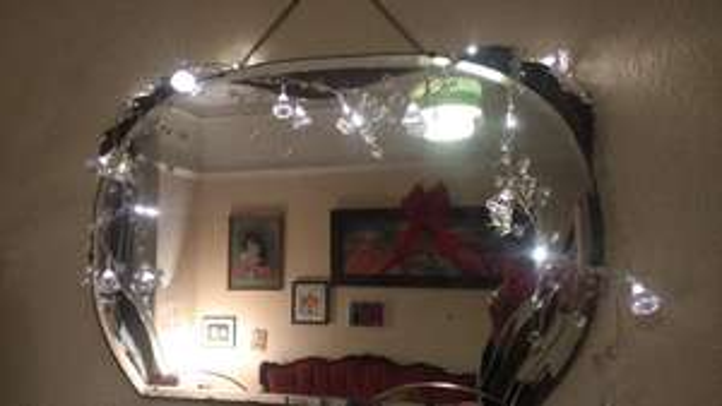 Pre-lit LED Acrylic Jewel Garland £3.49 @ Robert dyas instore / online