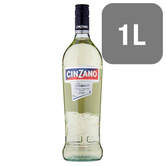 Cinzano Bianco 1Ltr £7.50 @ Tesco