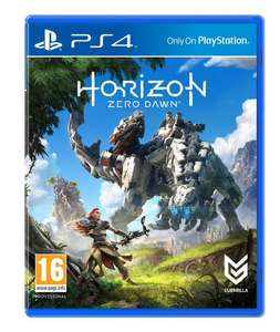 [PS4] Horizon Zero Dawn (Nordic) - £19.99 - Coolshop