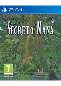 [PS4] Secret of Mana - £23.85 - Base