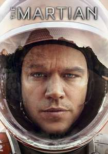 The Martian HD £2.99 at Skystore