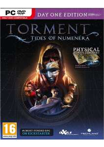 Torment: Tides of Numenera (PC) £3.99 Delivered @ Simply Games