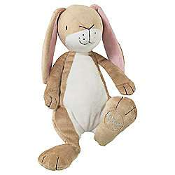 Guess How Much I Love You Large Hare £6 Back in Stock @ Tesco Direct (free c+c)
