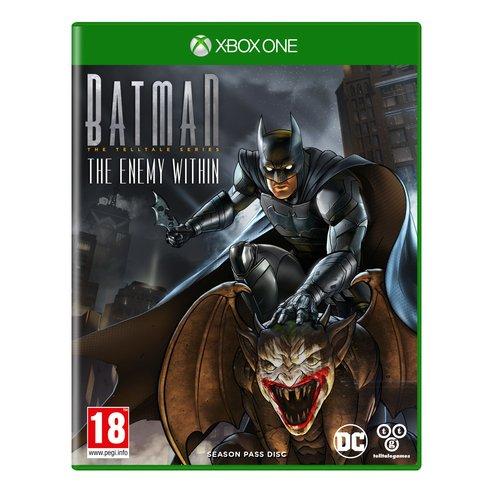 PS4/XB1 Batman Enemy Within Telltale £14.99 @ Smyths