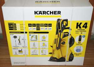 Karcher K4 Premium Full Control Home Edition £100 @ Homebase