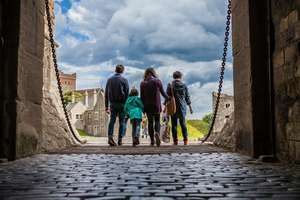 Family Membership 2 Adults Up to 6 Kids Plus Various Other Discounts for English Heritage Including 20% Off Gift Of Membership