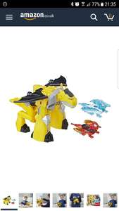 Transformers Knight Watch Bumblebee £12 prime / £16.75 non prime @ Amazon