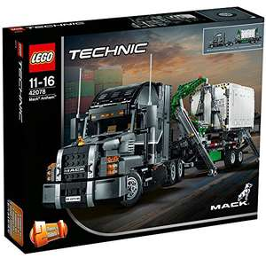 LEGO Technic 42078 Mack Anthem PREORDER £157.80 (amazon conversion) @ amazon.de