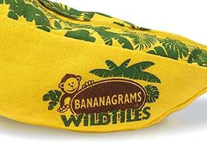 Wild Tile Bananagrams Game @Amazon Sold by Surplus Trade Supplies and Fulfilled by Amazon for £7 Prime (£9.99 Prime)