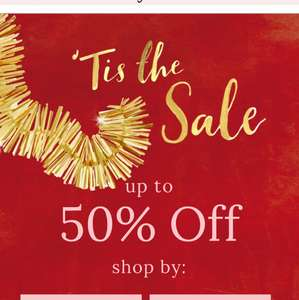 Joules Up to 50% Off Sale Now Live