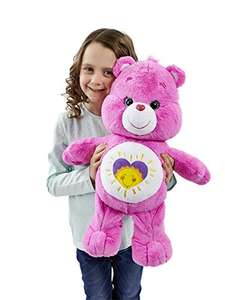 LARGE Care Bear Shine Bright Bear Plush Toy - £13.12 (Prime) £17.87 (Non Prime) @ Amazon