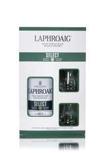 Laphroaig Select whisky gift set - £23 @ Amazon