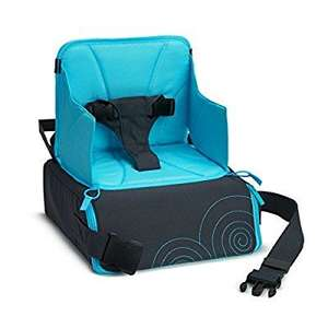 Munchkin portable booster seat rrp £22.99 get it for  £11.25 Amazon free del with Prime