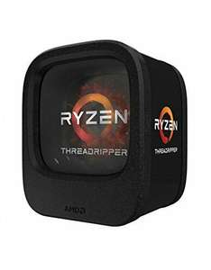 AMD YD190XA8AEWOF Ryzen Threadripper 1900X WOF 8 Core/3.80 GHz/20MB/180W CPU - Black at Amazon for £398